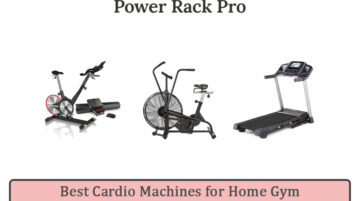 Best Cardio Machines for Home Gym