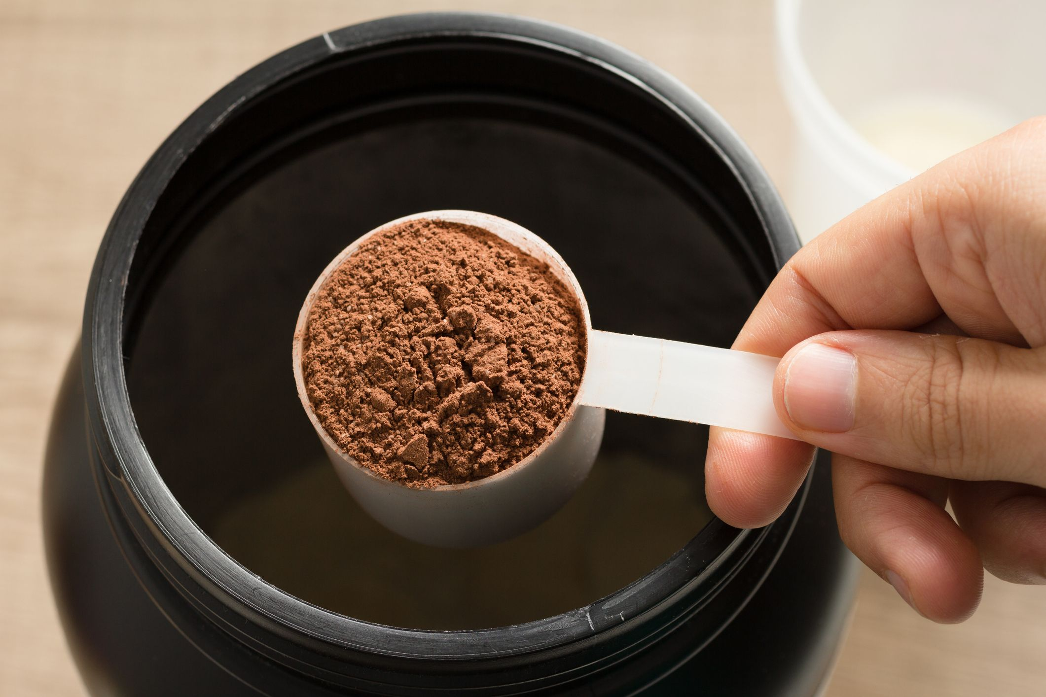 Different Kinds of Protein Powders
