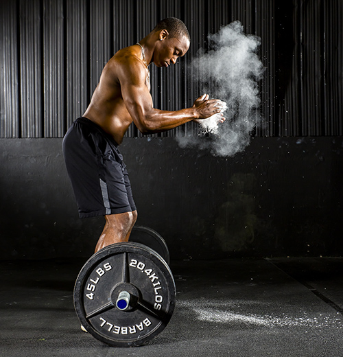 How to Use Gym Chalk