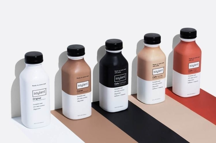 brands are the most visible in the meal replacement shake space